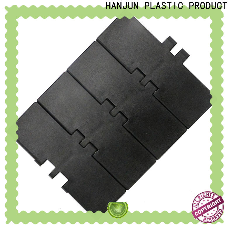 modular conveyor chain manufacturers POM manufacturer for boxes conveyor
