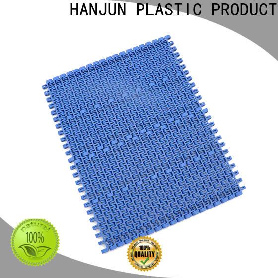 DHP practical plastic conveyor belt manufacturer for PET bottle conveyor