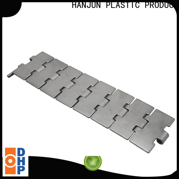 flexible conveyor chain manufacturers low noise factory for food conveyor