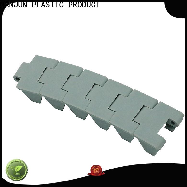 DHP long lasting plastic conveyor chain manufacturers series for food conveyor