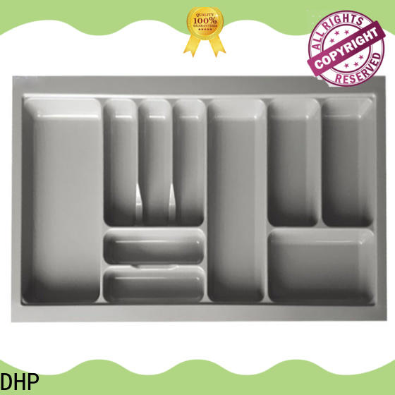 DHP multicolor kitchen drawer inserts customized for tableware