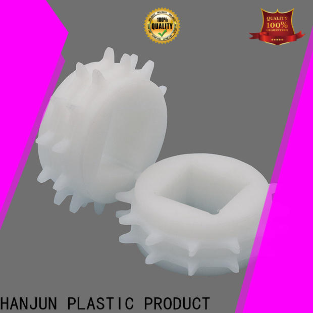 DHP antiskid plastic conveyor parts design for conveyor machine