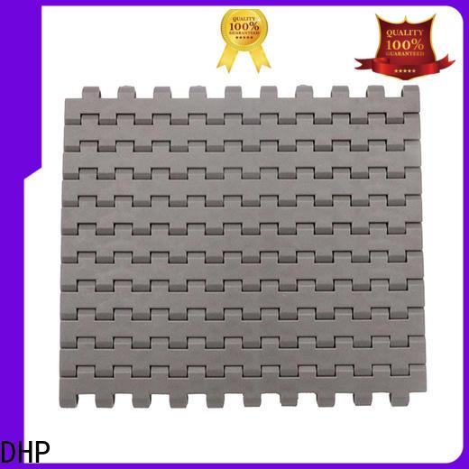 DHP modular conveyor belt manufacturers factory for food conveyor