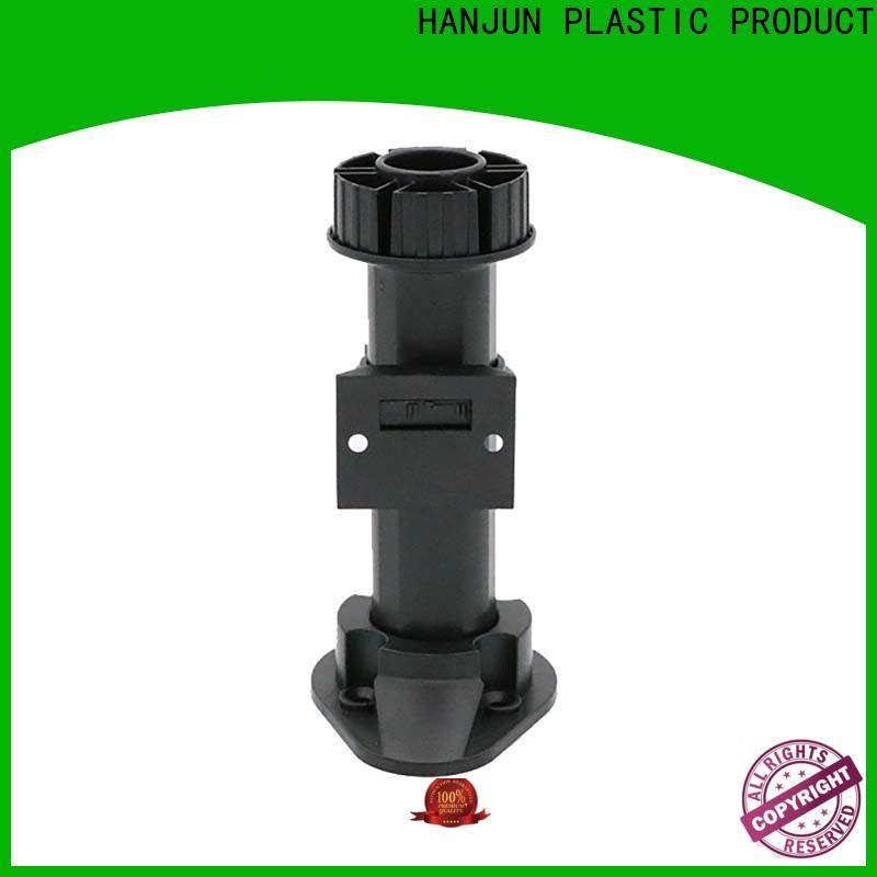 durable plastic furniture legs reinforcement base manufacturer for home
