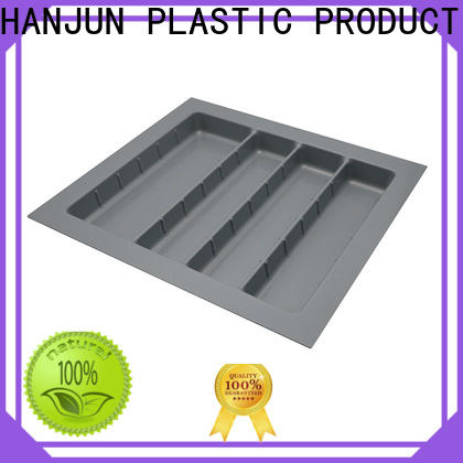 DHP smooth surface cutlery drawer inserts design for tableware