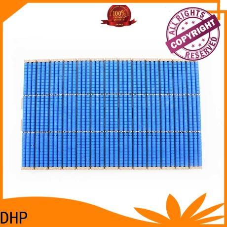 DHP flexible plastic conveyor chain series for conveyor machinery