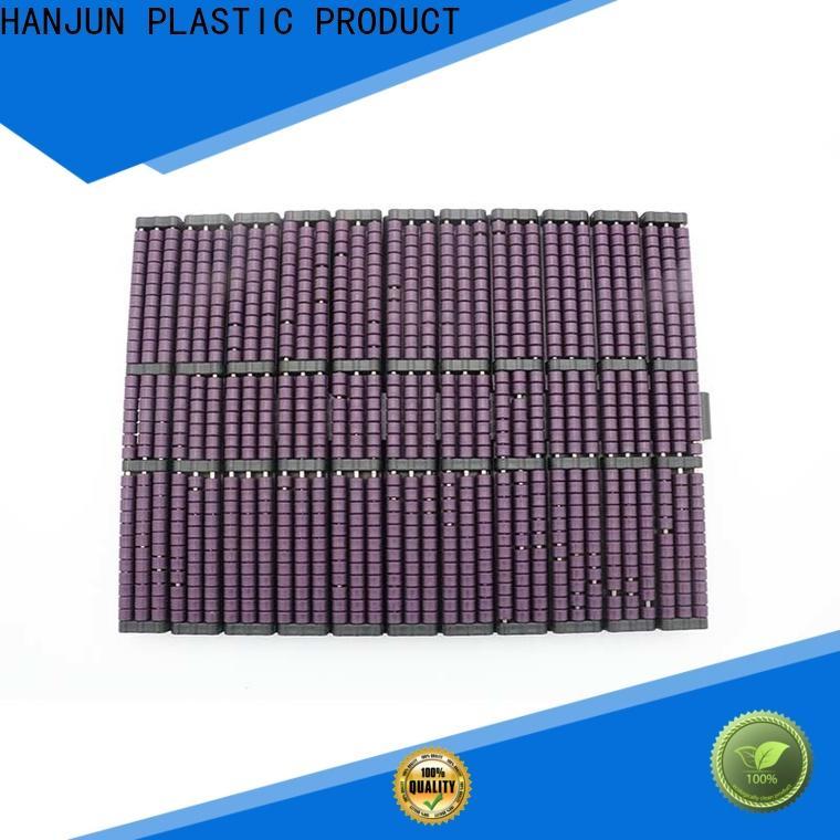 modular conveyor chain suppliers POM wholesale for boxes conveyor