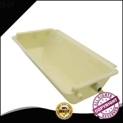 DHP white conveyor bucket manufacturer for hoist conveyor special bucket