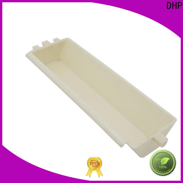 DHP real elevator buckets manufacturer supplier for hoist conveyor special bucket