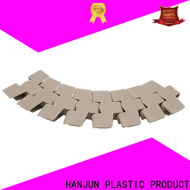 DHP low noise plastic conveyor chain factory for food conveyor