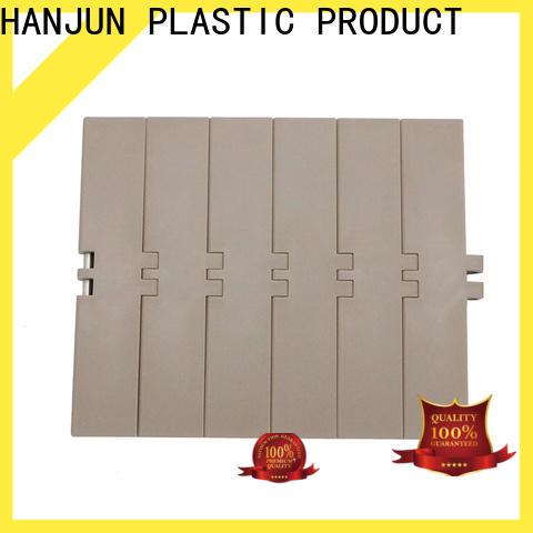 DHP long lasting plastic conveyor chain manufacturer for boxes conveyor