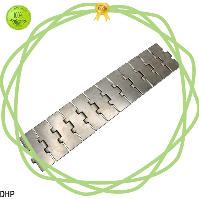 DHP long lasting plastic conveyor chain series for boxes conveyor