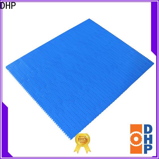 DHP pom material industrial conveyor belts customized for food conveyor