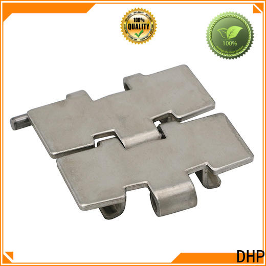 long lasting plastic conveyor chain stainless steel manufacturer for boxes conveyor