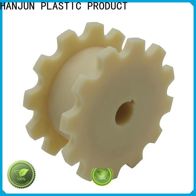 DHP long lasting plastic conveyor parts customized for conveyor machine