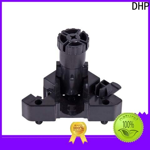 DHP smooth plastic furniture legs manufacturer for table