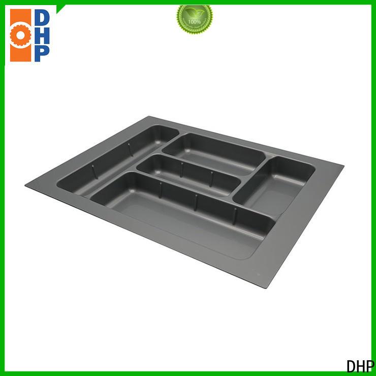 DHP durable silverware drawer organizer wholesale for housekeeping