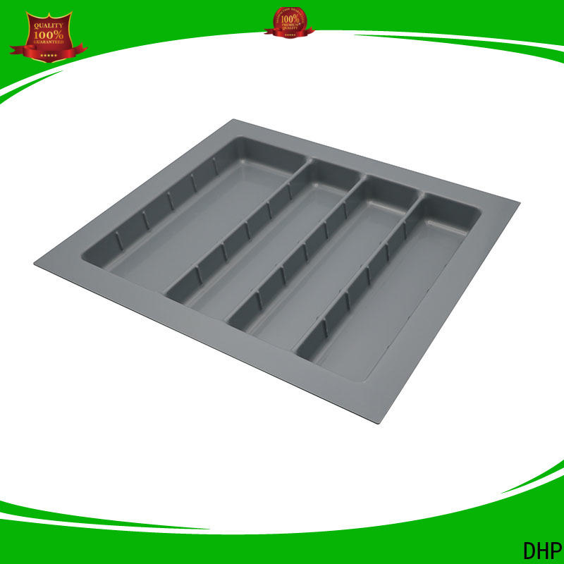 practical silverware drawer organizer smooth surface supplier for tableware