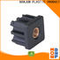 quality conveyor spare parts black wholesale for heavy load transportation