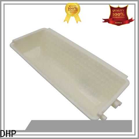 DHP white elevator buckets manufacturer wholesale for hoist conveyor special bucket