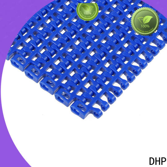 DHP pp white conveyor belt system supplier for conveyor machinery
