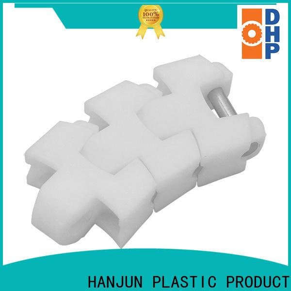 DHP modular conveyor chain suppliers wholesale for boxes conveyor