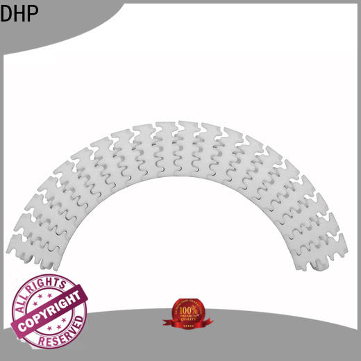 modular plastic conveyor chain manufacturers straight running factory for boxes conveyor