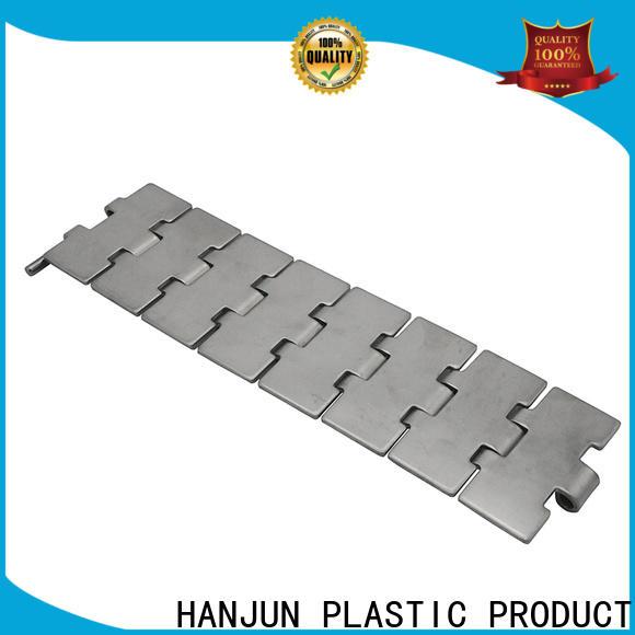 DHP flexible plastic conveyor chain manufacturers wholesale for food conveyor