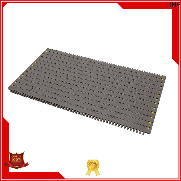 durable industrial conveyor belts pom material supplier for conveyor machinery