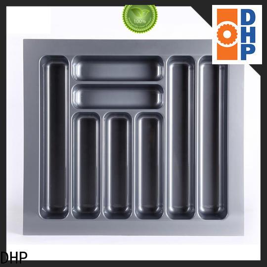 DHP ecofriendly silverware drawer organizer supplier for cabinets