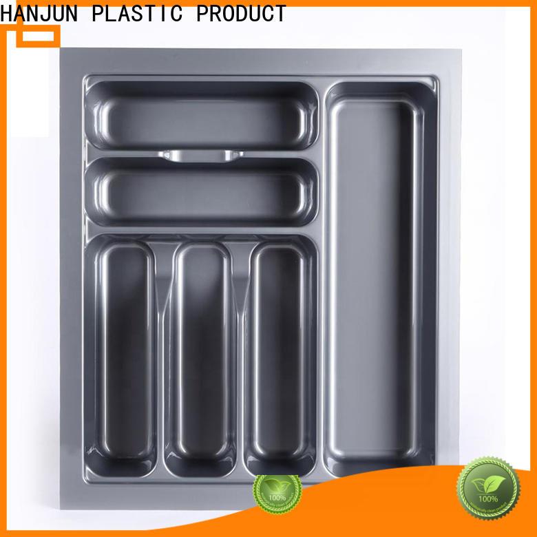 DHP vacuum silverware drawer organizer wholesale for housekeeping