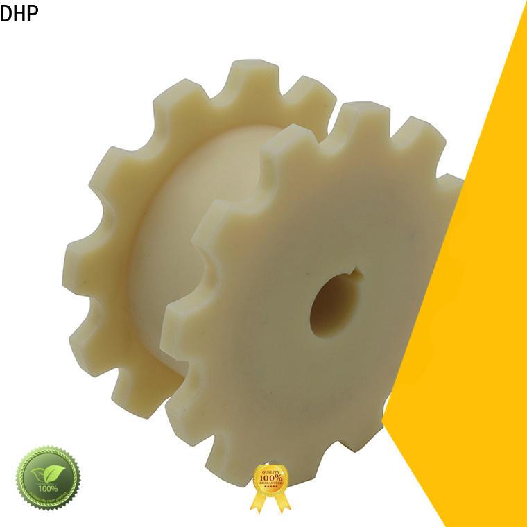 DHP plastic plastic conveyor parts manufacturer for heavy load transportation