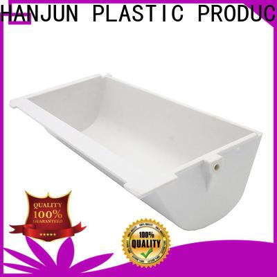 efficient elevator buckets white supplier for hoist conveyor special bucket