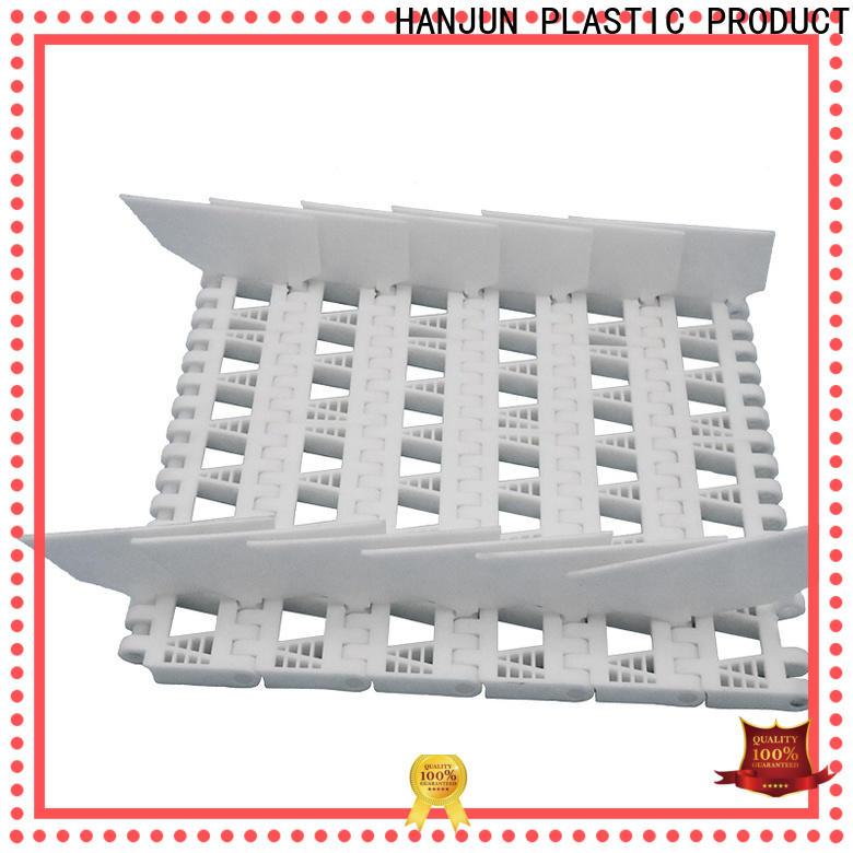 DHP pom material conveyor belt manufacturers manufacturer for PET bottle conveyor