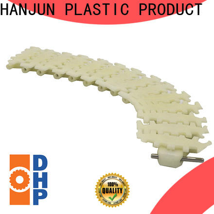 DHP low noise plastic conveyor chain manufacturers manufacturer for food conveyor