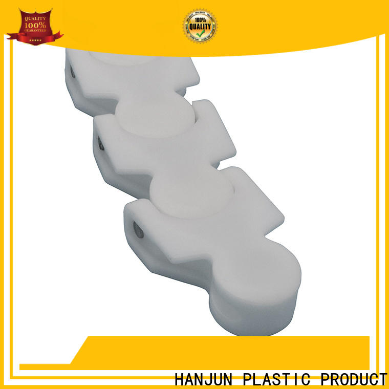 DHP multiangle conveyor chain suppliers manufacturer for boxes conveyor