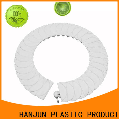 antistatic plastic conveyor chain straight running factory for conveyor machinery