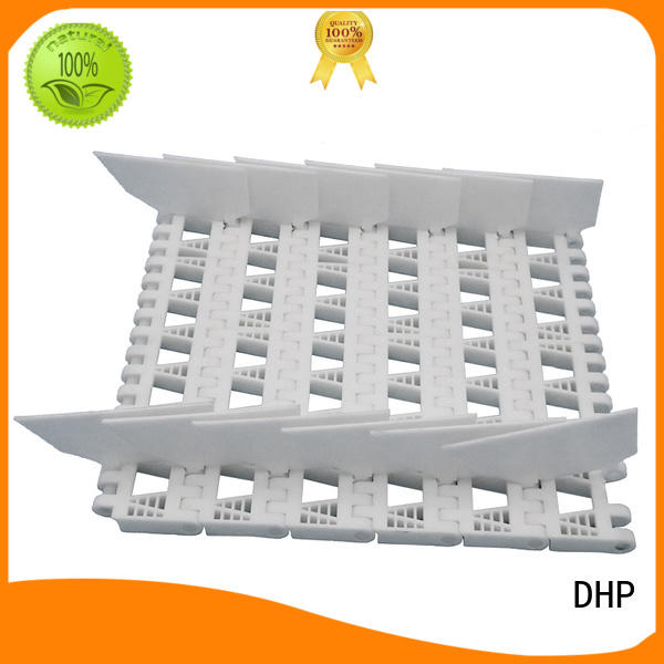 durable conveyor belt types flat top supplier for PET bottle conveyor