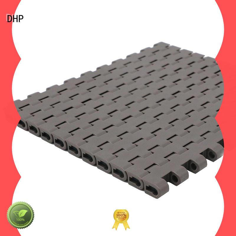 DHP practical plastic conveyor belt factory for food conveyor