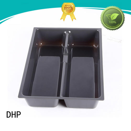 DHP durable silverware drawer organizer customized for cabinets