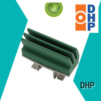 DHP adjustable gravity conveyor parts customized for drag chain