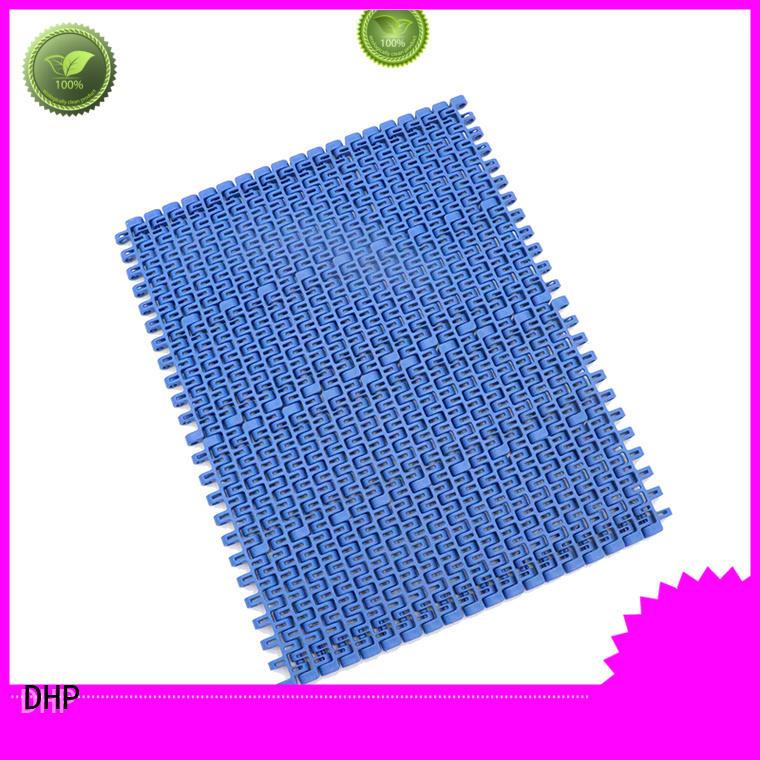 DHP pom material conveyor belt system manufacturer for conveyor machinery
