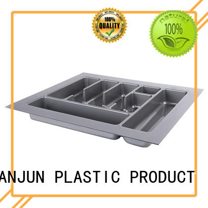 DHP smooth surface kitchen drawer inserts supplier for housekeeping