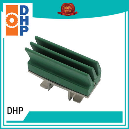 DHP long lasting plastic conveyor components manufacturer for conveyor machine