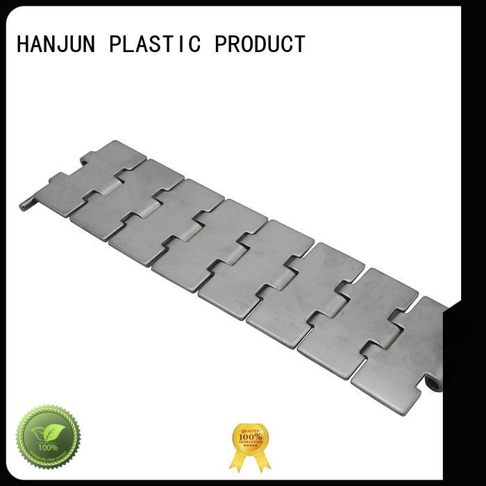 DHP straight running industrial conveyor chain wholesale for food conveyor
