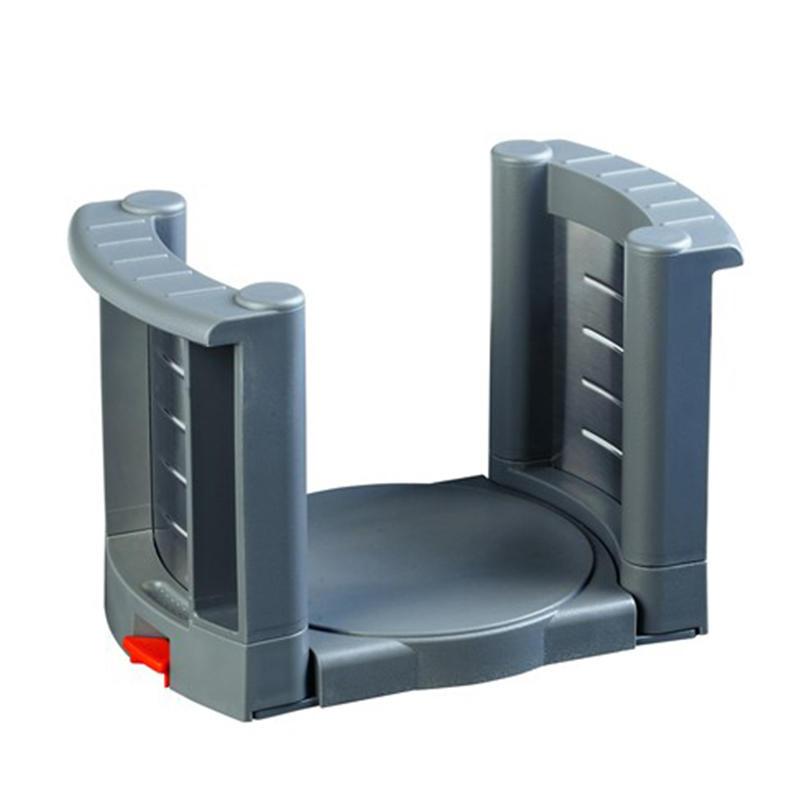 Plastic ABS Adjustable Small Dish Drainers Desktop Rack