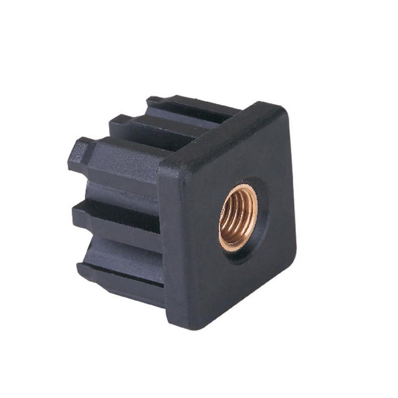 Square Tube/ Round Tube Threaded Tube Ends Manufacturer H224-50