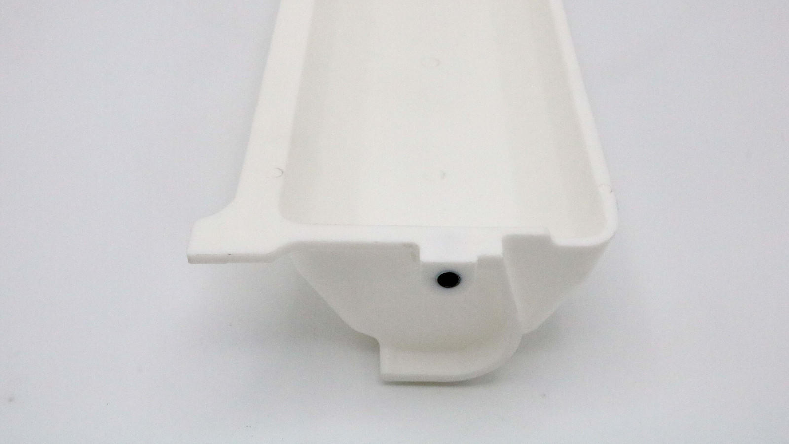 real elevator buckets white series for hoist conveyor special bucket
