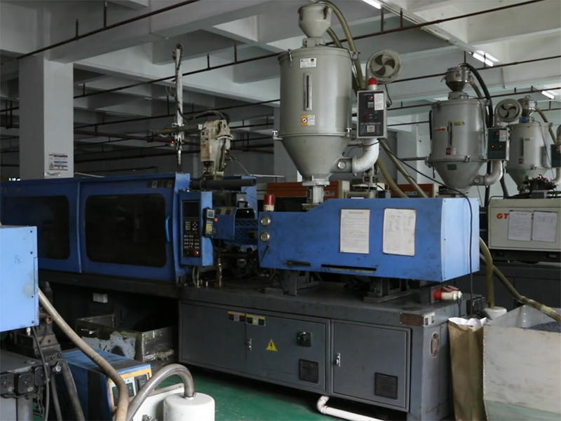 Production of Plastic Products - Injection Molding Parts