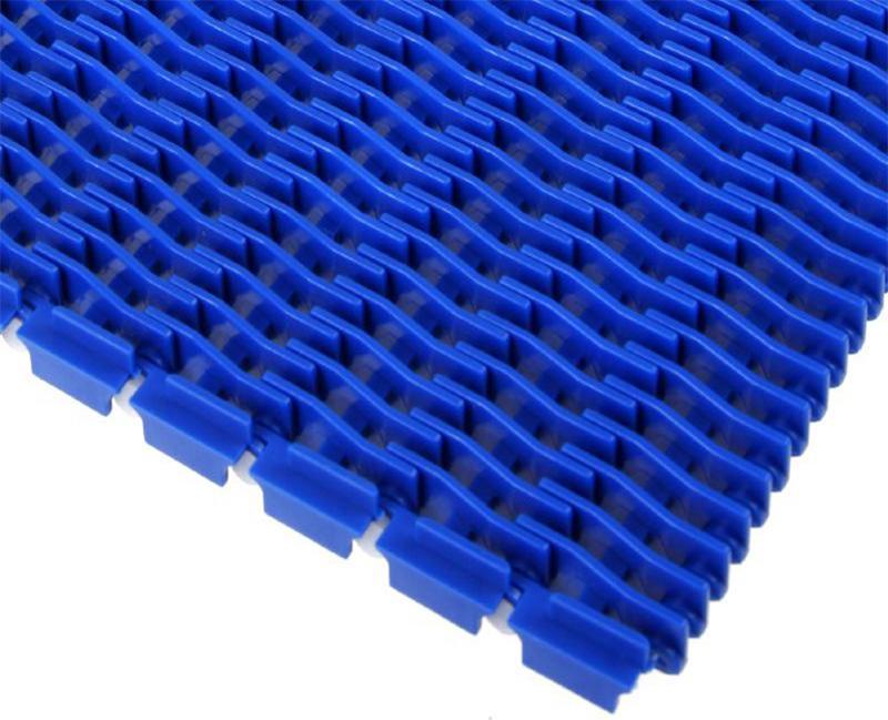 Plastic Raised Rib Modular Conveyor Belt H9003